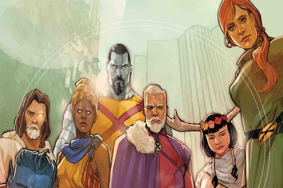 Age Of X Man Marvel S Epic Event Inspired By Age Of Apocalypse