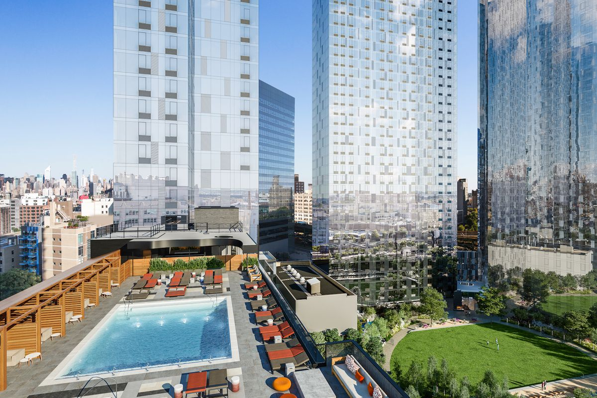 Affordable Apartments For Rent In Long Island City