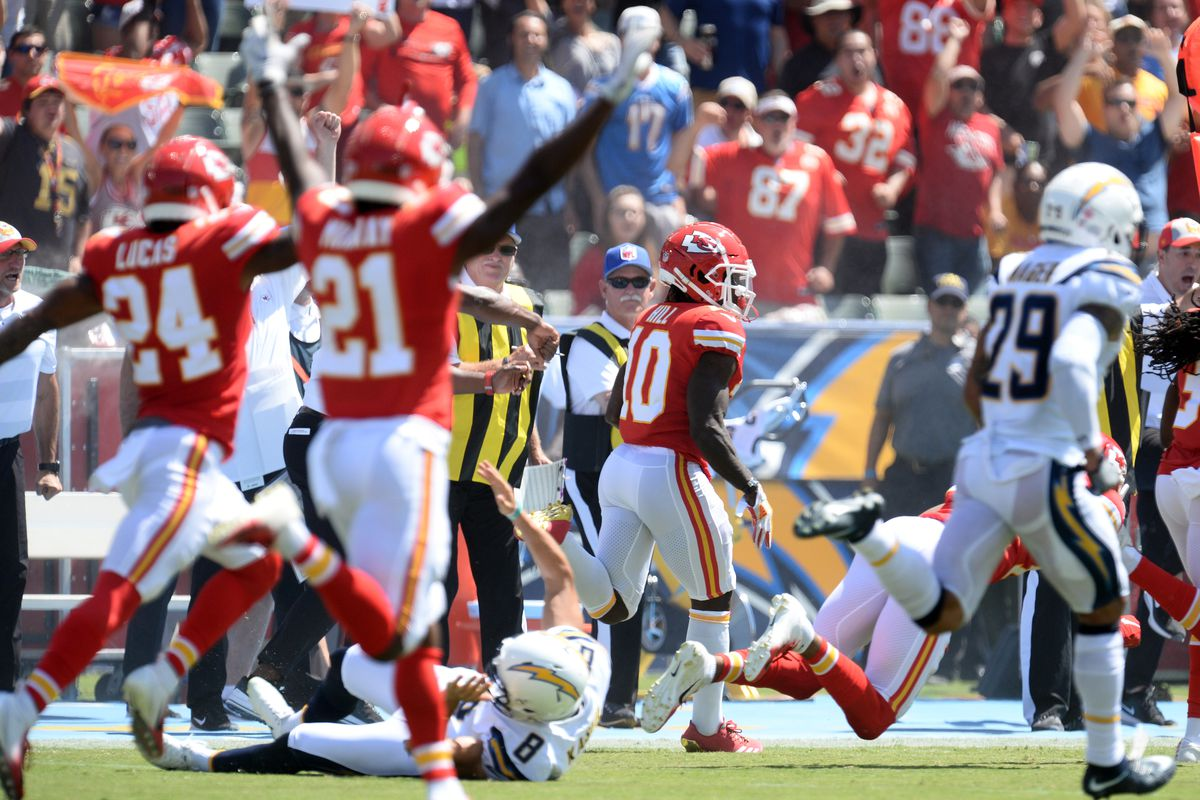 Chiefs News: The Chiefs are heavy favorites to take the AFC