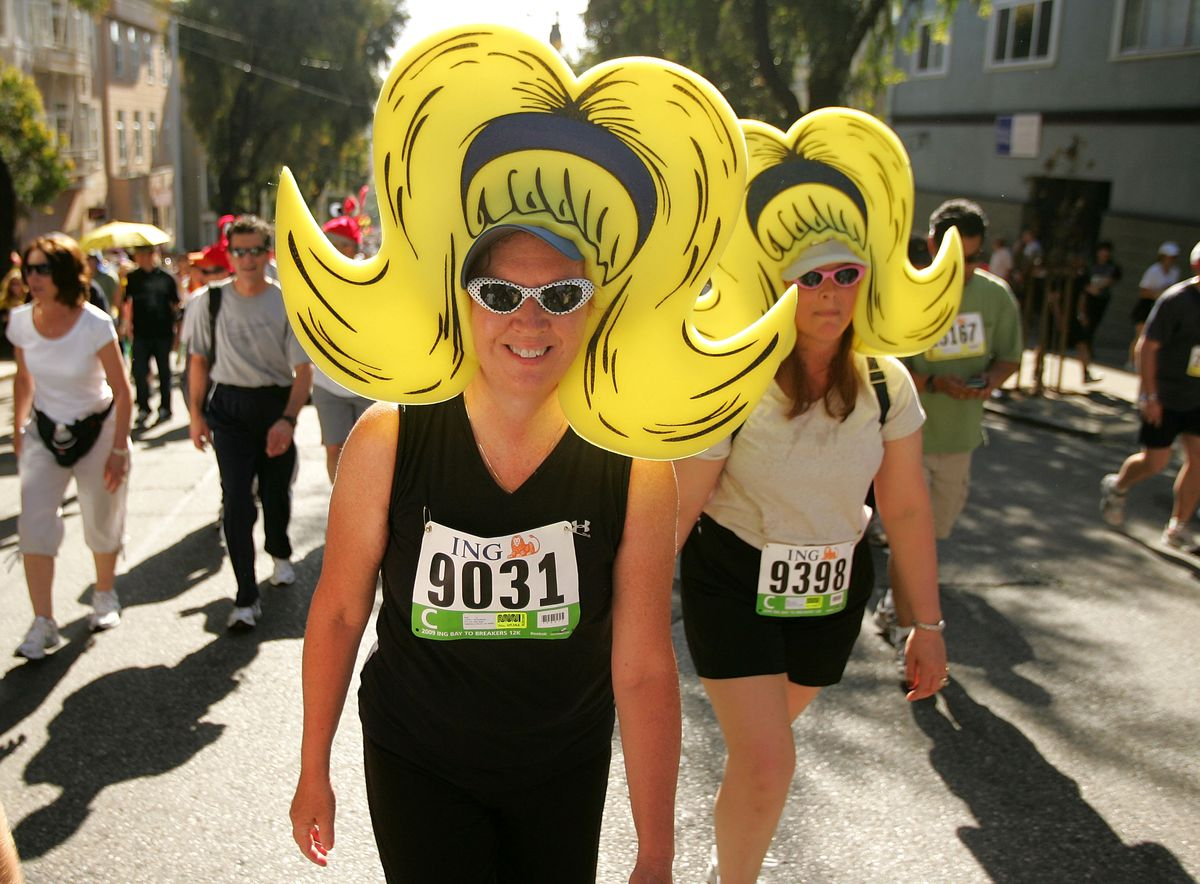 bay to breakers 2018: race route, start time, and street closures