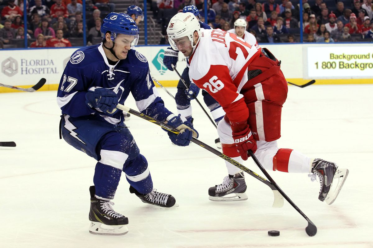 Jon Drouin was disappointed to miss game 1, will he get a chance in game 2?