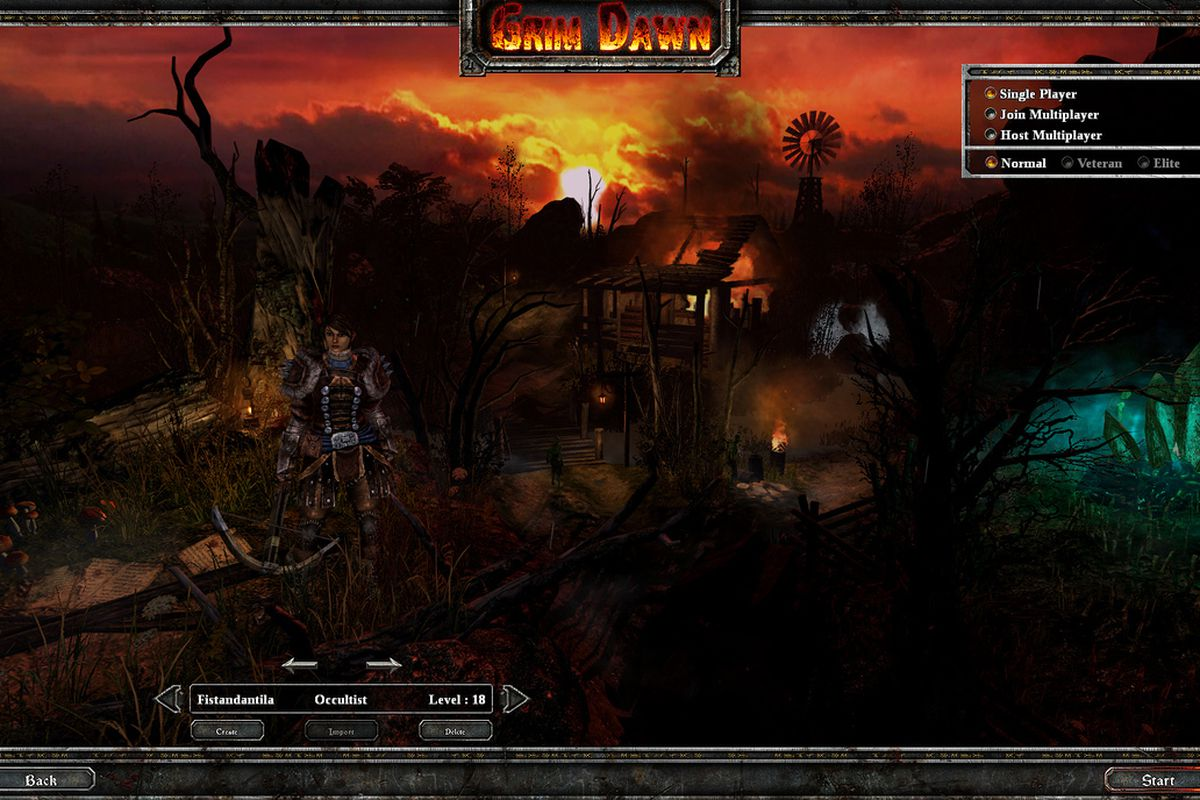 Grim Dawn now available on Steam Early Access - Polygon