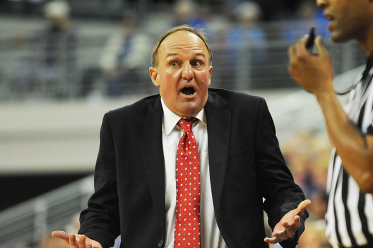 Ohio State coach Thad Matta can't help but be excited for the future of the Buckeyes' basketball program
