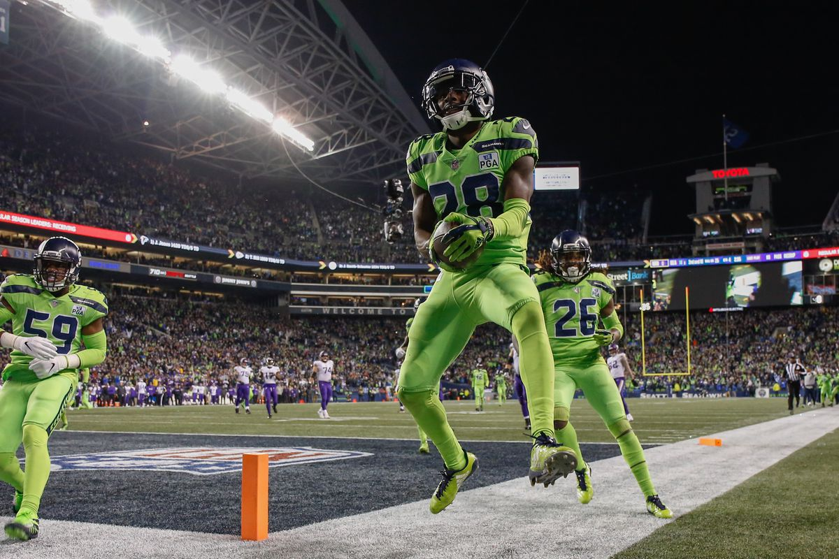 d7628b6f Seahawks ugly win over Vikings gave fans glimpse of Angry Doug ...