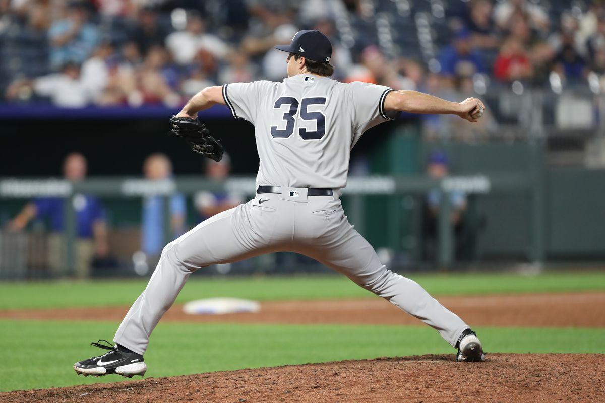 MLB: AUG 09 Yankees at Royals