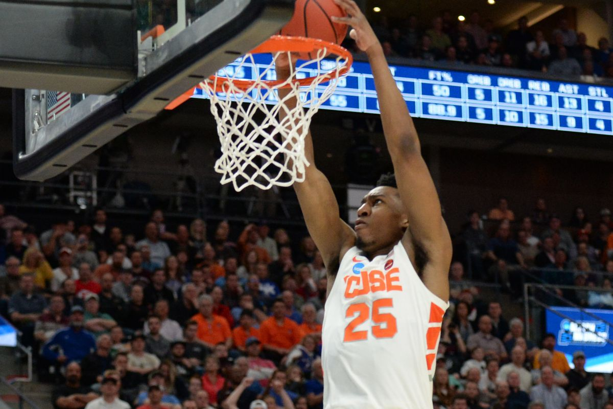 Syracuse Loses A Lot To NBA Draft Deadline, But It Creates