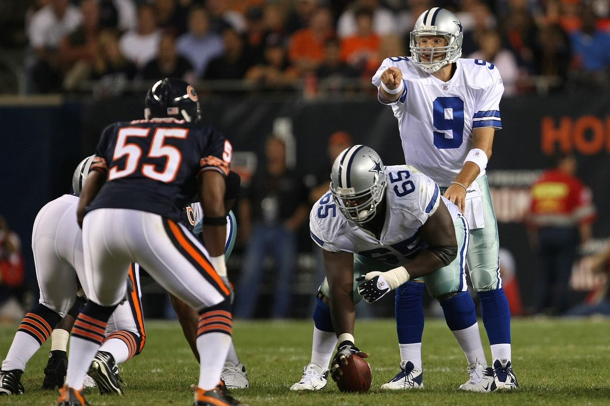 Could Tony Romo Be Back As Early As Week 3 Against The Chicago Bears?