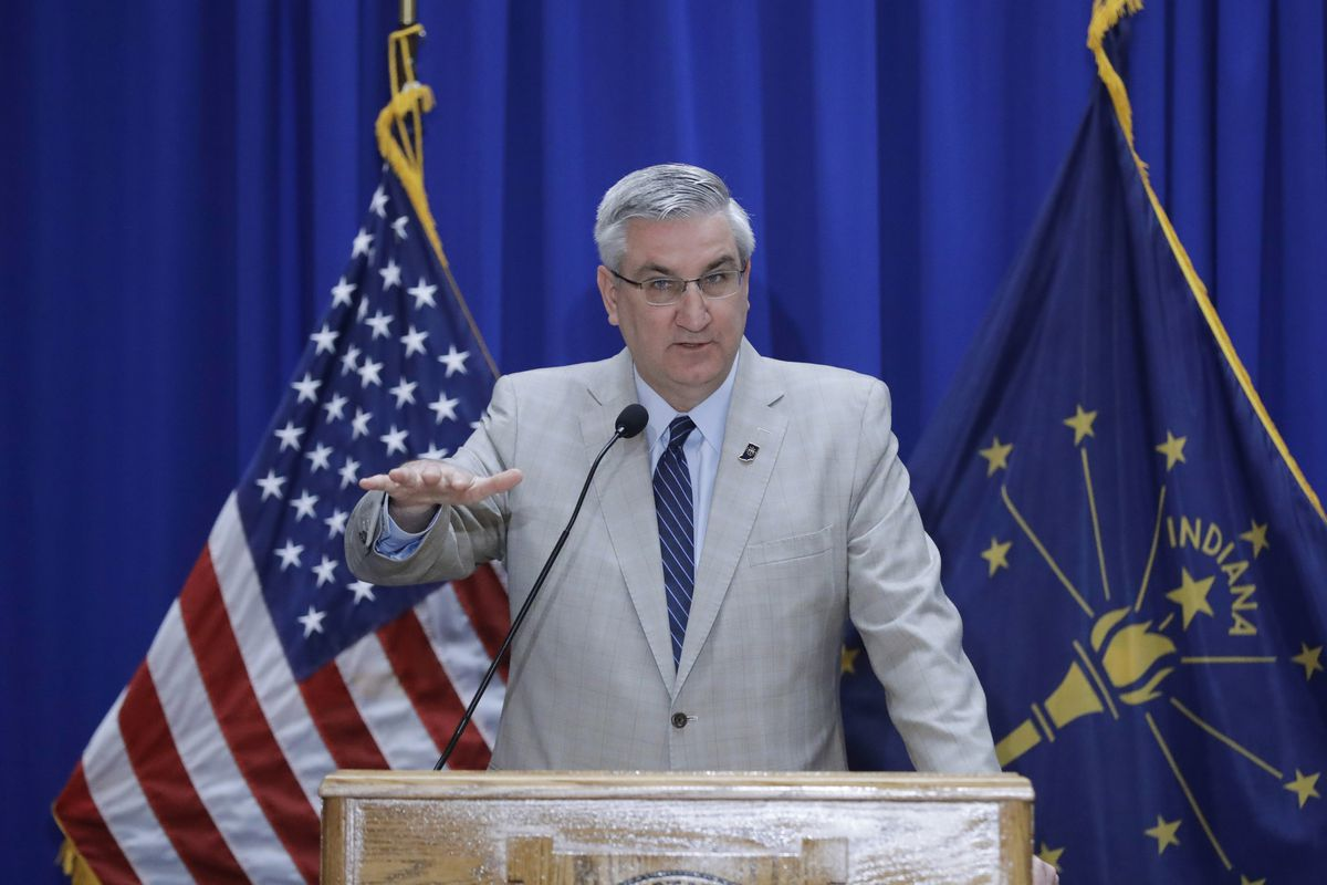 Indiana coronavirus: Gov. Holcomb orders residents to stay home ...
