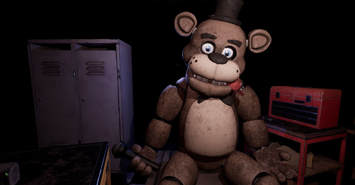 Five Nights at Freddy's retires amid political donations backlash - Polygon