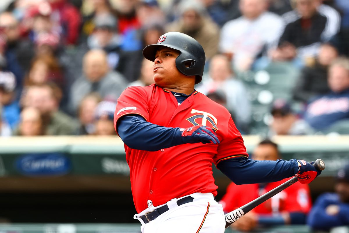 Willians Astudillo might actually be holding our universe