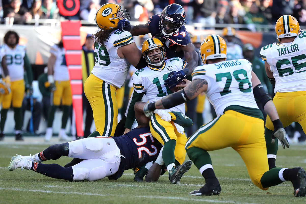 Nfl Week 1 Game Preview Green Bay Packers Vs Chicago Bears