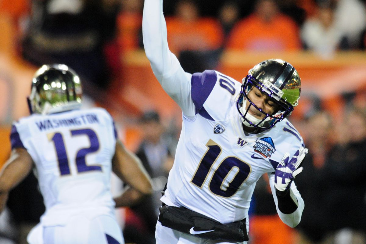 Miles and the Huskies had a tale of two halves