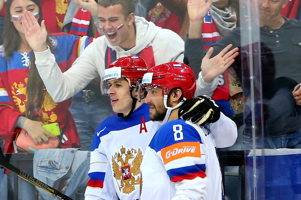 2016 World Cup of Hockey  Team Russia preview - Eyes On The Prize 657d70840