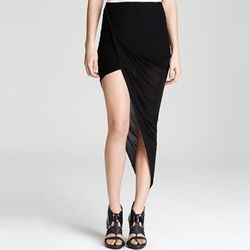 "<b>Helmut Helmut Lang</b> Asymmetric Wrap Skirt, <a href=""http://www1.bloomingdales.com/shop/product/helmut-helmut-lang-skirt-asymmetric-wrap?ID=678247&CategoryID=1000662&LinkType=#fn=LENGTH_M%3DMid%26WOMENS_SKIRTS_AND_SHORTS%3DSkirts%26spp%3D29%26ppp%3D9"