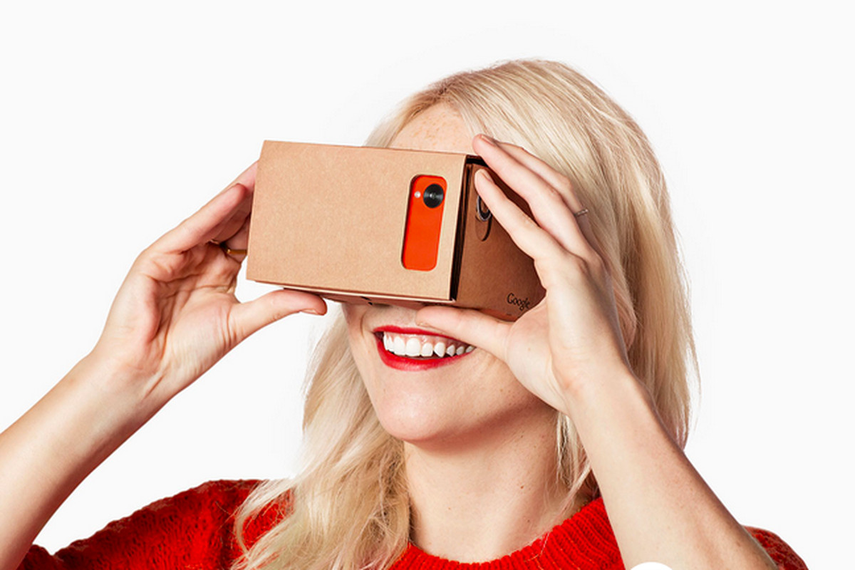 What Is Google Cardboard, and Why Is the New York Times