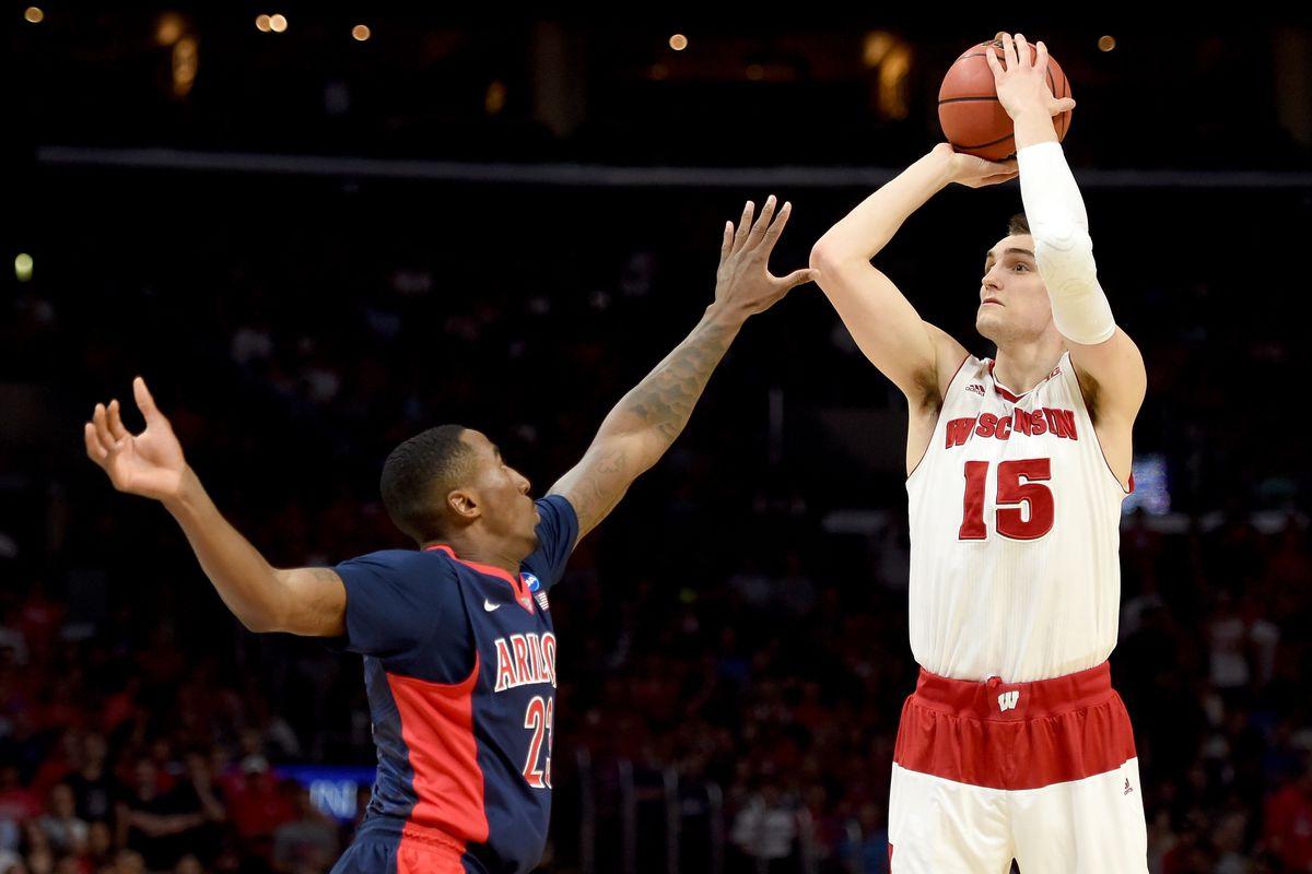 26f346205824 2015 NBA Draft  So Your Team Drafted Wisconsin s Sam Dekker - BT ...