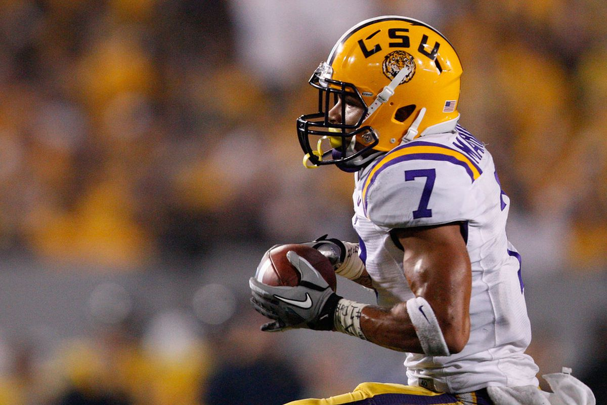 Tyrann Mathieu released from jail along with former LSU teammates