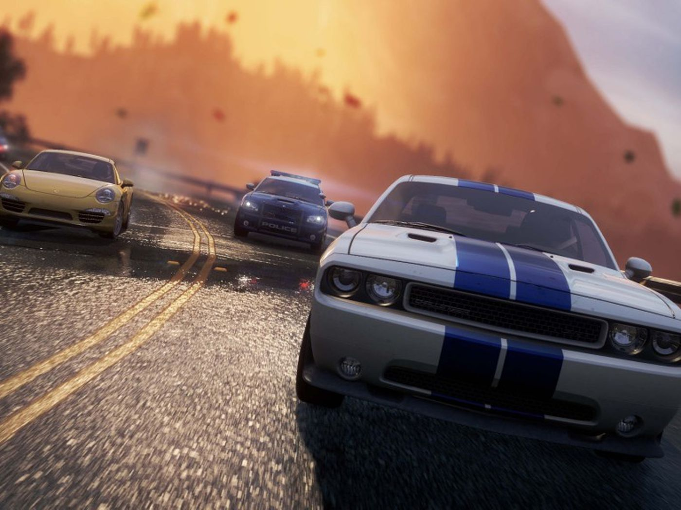 Need for Speed: Most Wanted is free on Origin - Polygon