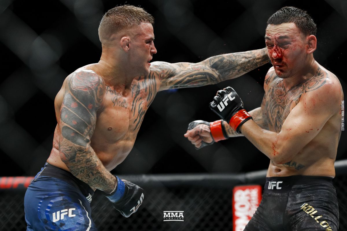 Image result for dustin poirier ufc