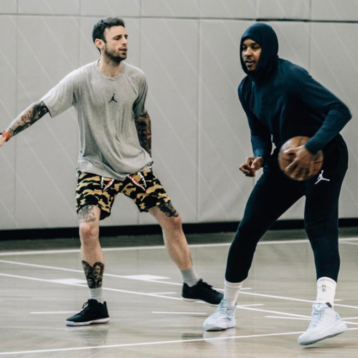 bb5414640dd How  Hoodie Melo  became our new favorite Melo - SBNation.com