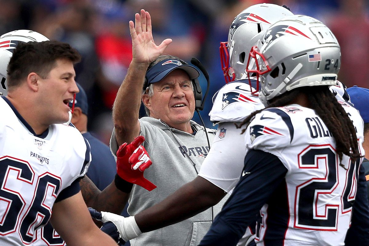 New England Patriots Vs. Buffalo Bills at New Era Field