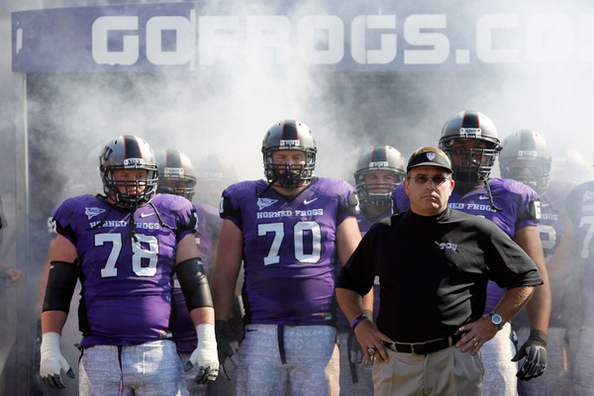 TCU is 47-5 over their last 5.  And may lose 5 in 2012.