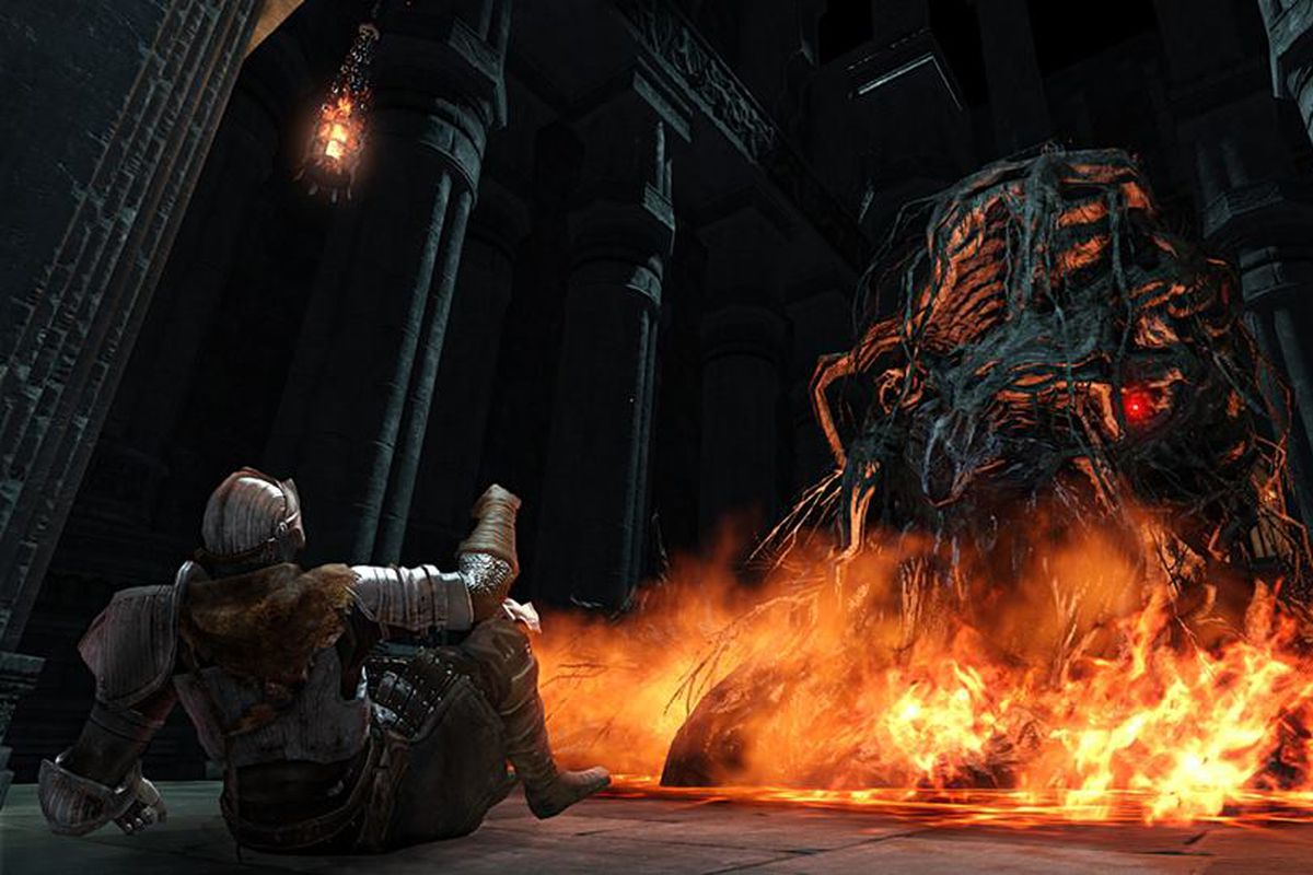 Dark Souls 2: Scholar of the First Sin hits PC first on April 1