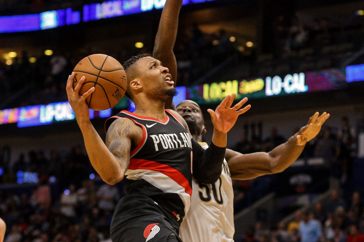 Blazers Vs Pelicans Comparing Lillard Davis And The Top Players - Blazeru0026#39;s Edge