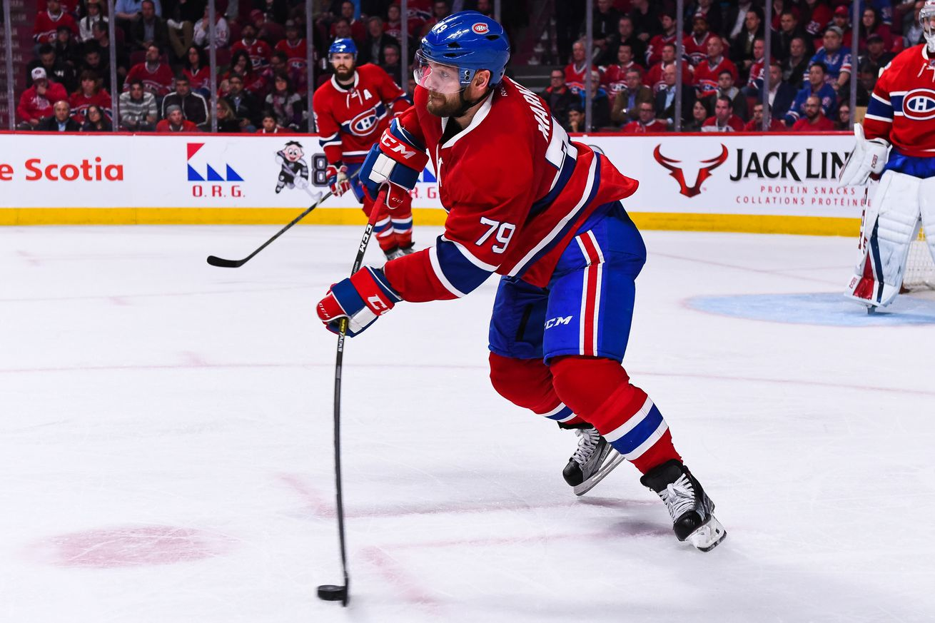 Links: Andrei Markov looking to make his return to the NHL