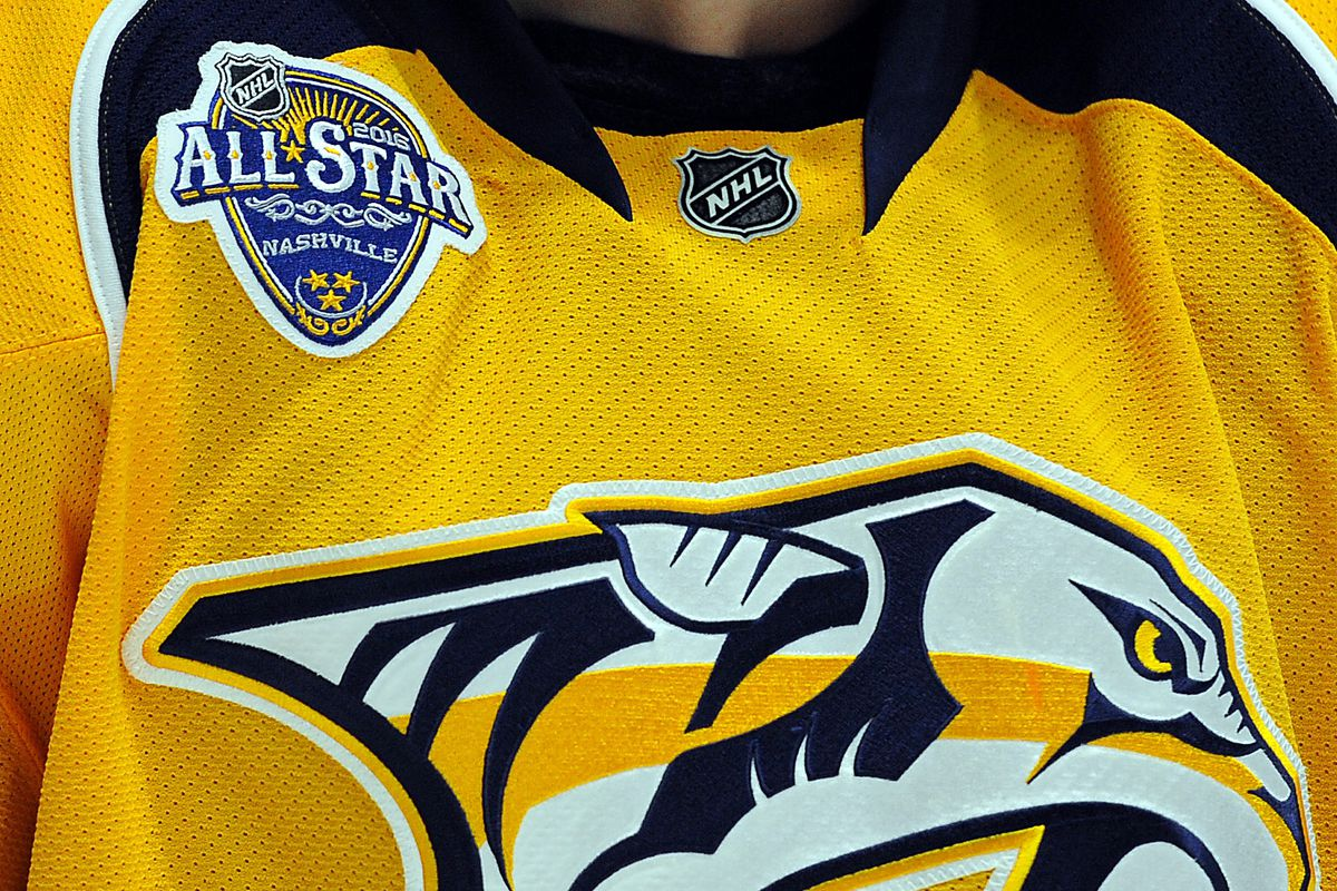 Will we see more than All-Star patches on NHL jerseys soon?