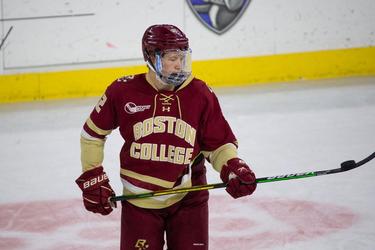 Boston College v Massachusetts-Lowell