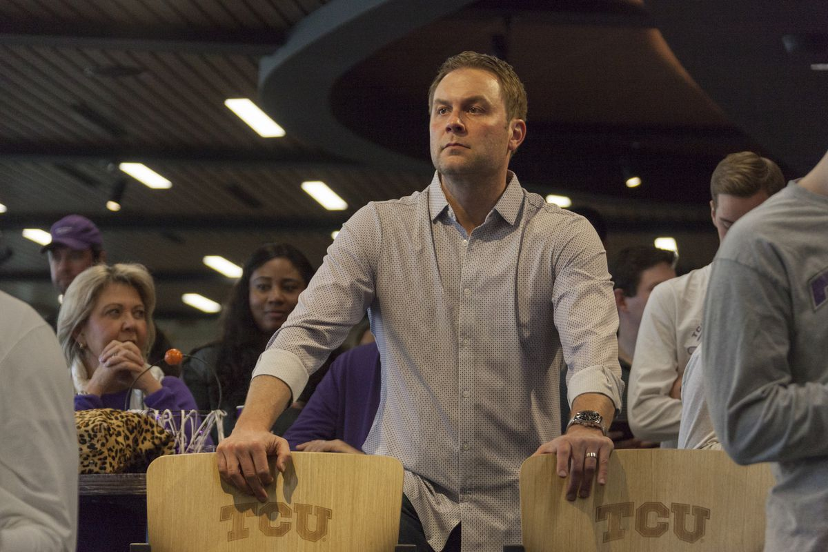TCU Basketball Selection Show   March 17, 2019   Fort Worth, TX