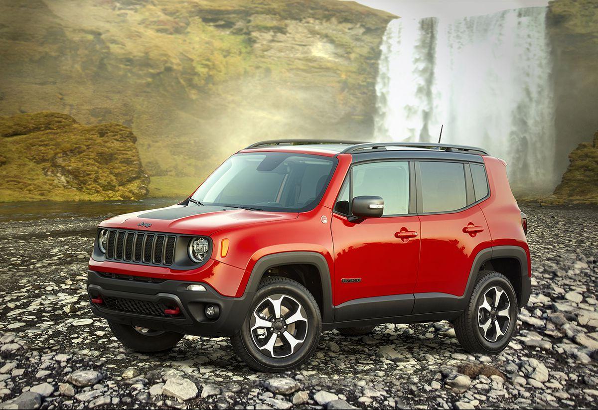 2019 Jeep® Renegade Trailhawk