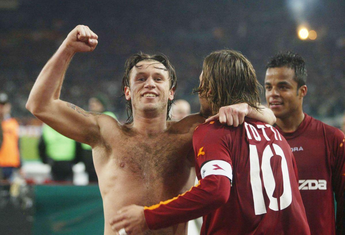 Roma V Inter Milan
