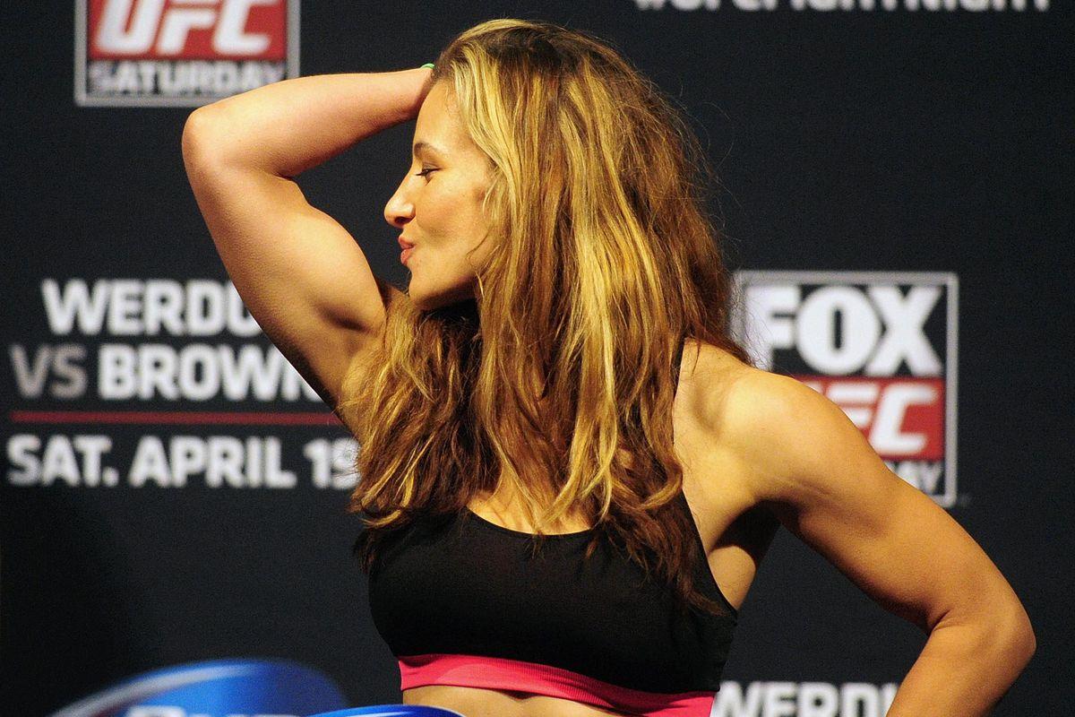 UFC Fight Night 52: Miesha Tate vs Rin Nakai fight planned ...
