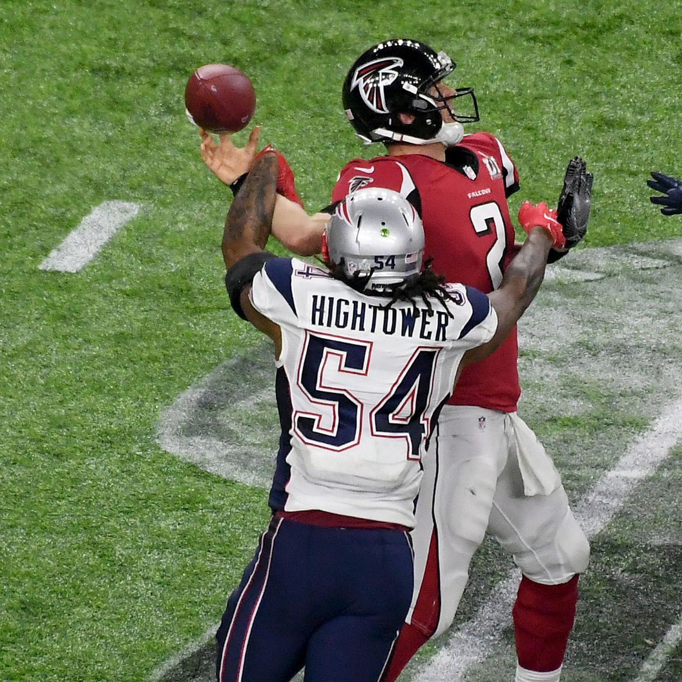 Patriots LB Dont'a Hightower and the knack for the big Super Bowl ...