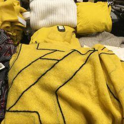 Women's sweater, $135