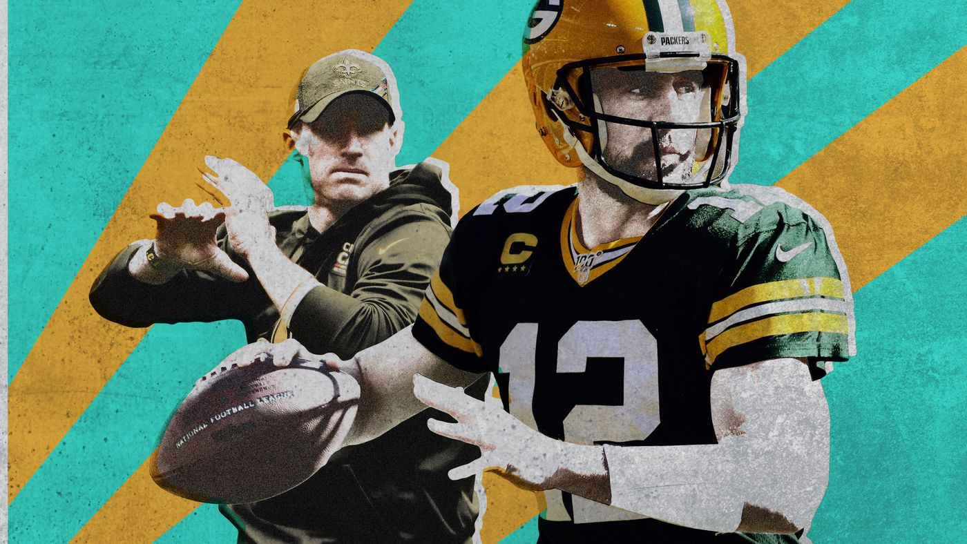 Aaron Rodgers and Drew Brees Can Make Their Teams Utterly Terrifying