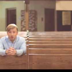 """Peter Hollens' most recent video features his a cappella arrangement of """"Mary, Did You Know?"""" and was created as an addition to the LDS Church's """"12 Day's of Social"""" campaign."""