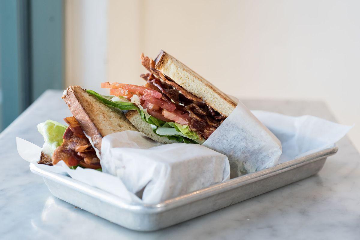 BLT sandwich Joan's on Third