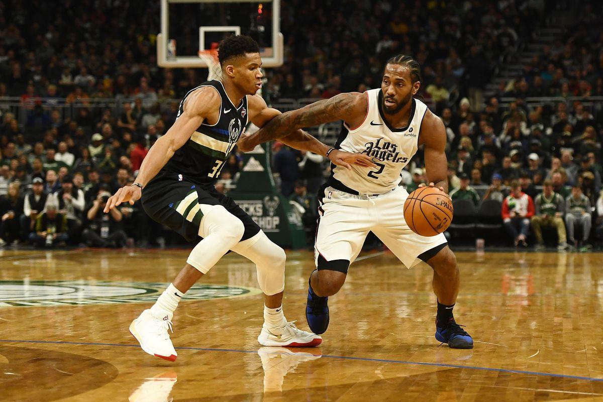 Los Angeles Clippers v Milwaukee Bucks