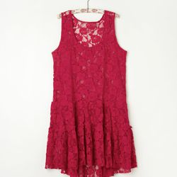 """<b>FP One</b> Emily Slip in berry, <a href=""""http://www.freepeople.com/fp-one-emily-slip/"""">$88</a> at Free People"""