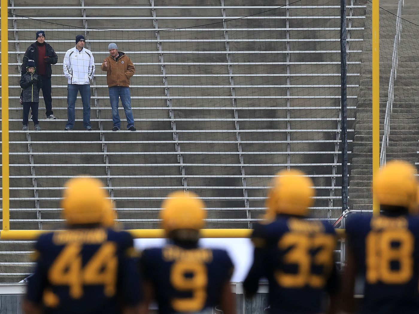 What I Think About West Virginia's 2017 Bowl Game and Season - The ...
