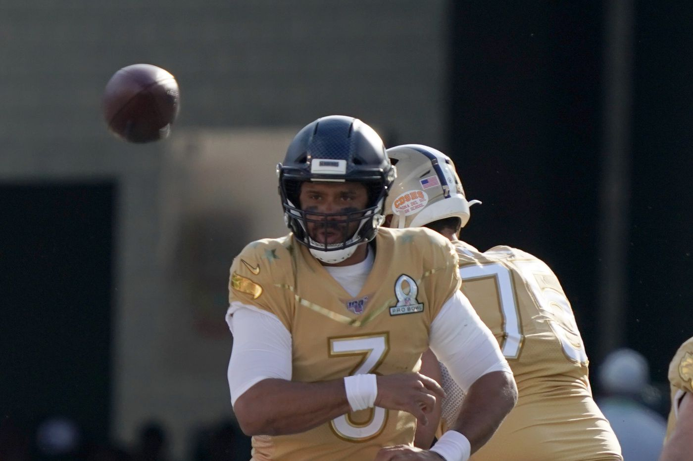 2020 Pro Bowl: Russell Wilson throws touchdown in NFC's 38-33 loss ...