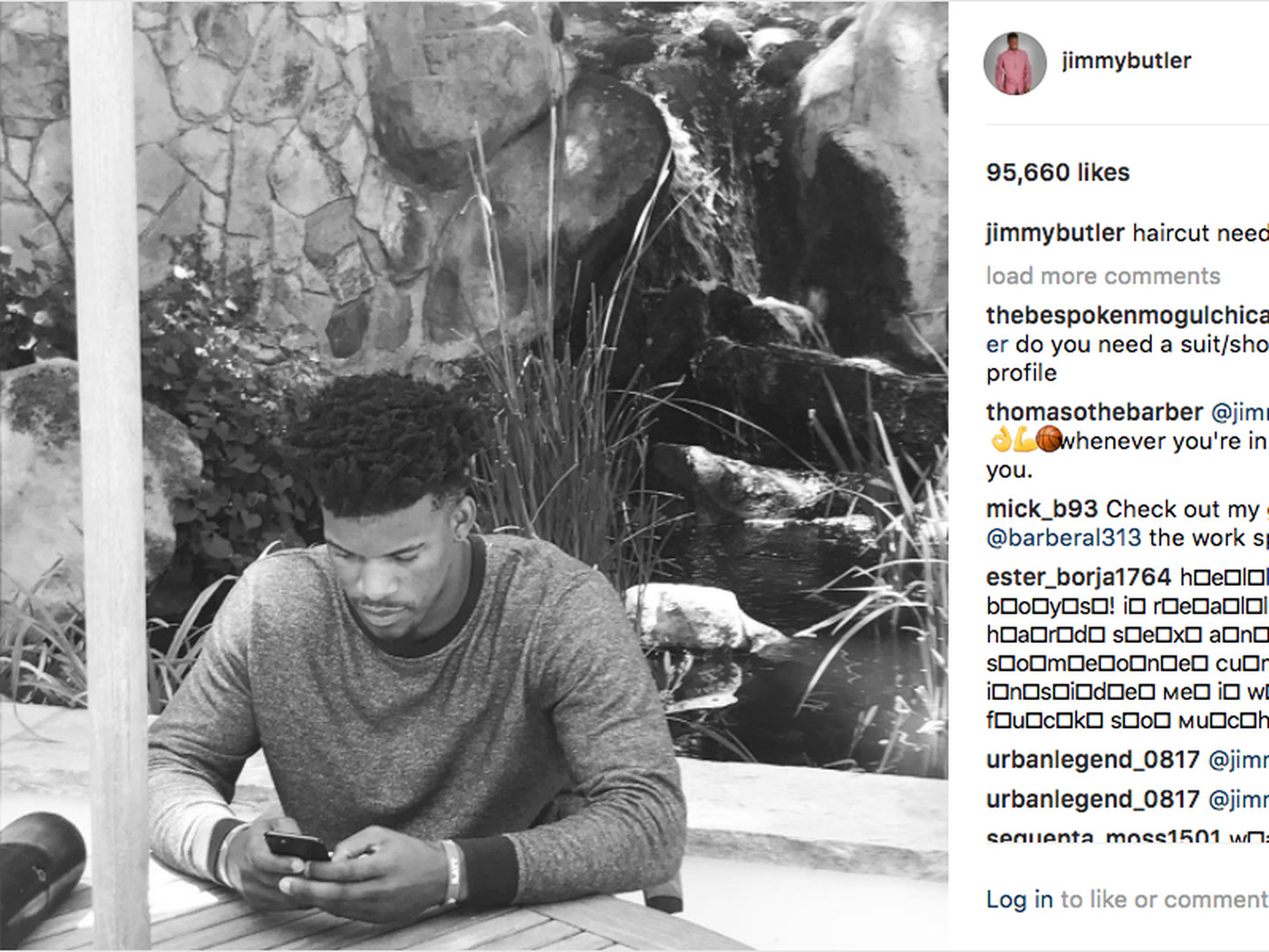 Jimmy Butler Went Off On Deandre Jordan After He Made Fun Of His