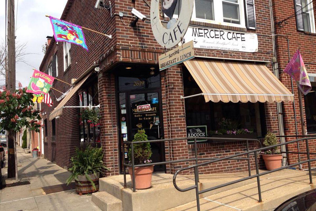 Mercer Cafe in Port Richmond