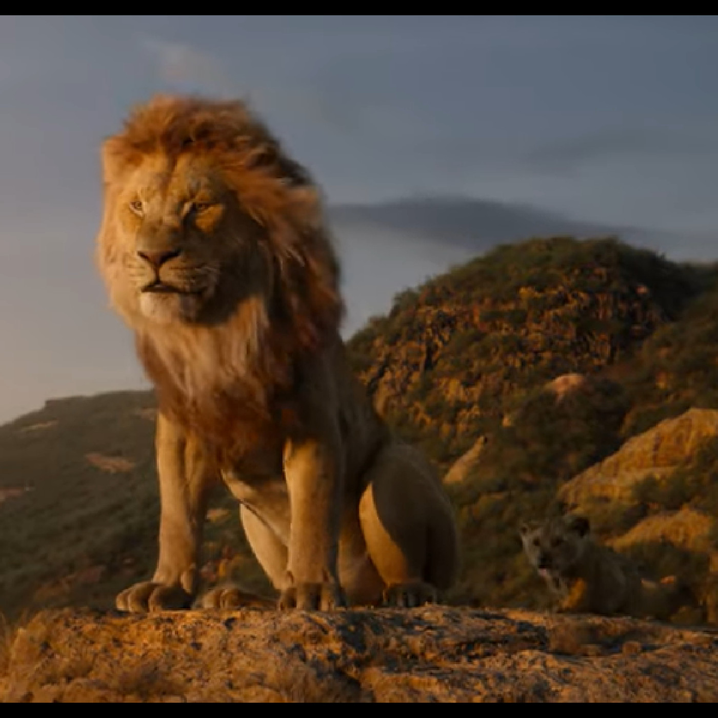 New Lion King Trailer Shows Off The Talking Animals Polygon