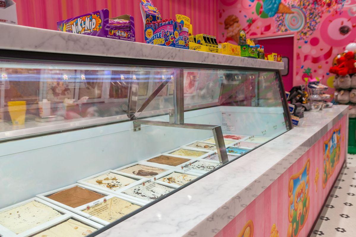 Ice cream at Sloan's Ice Cream