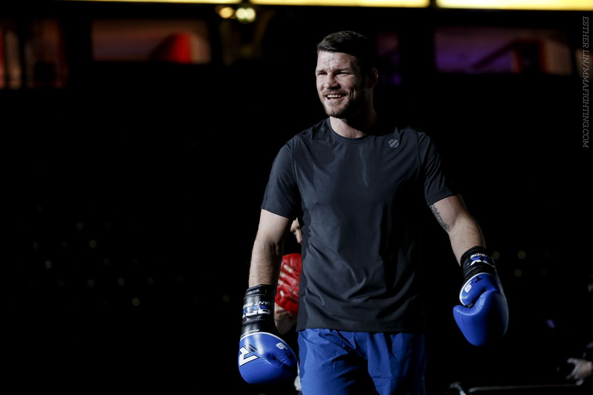 Morning Report: Michael Bisping defends Valentina Shevchenko's performance, likens her to Anderson Silva