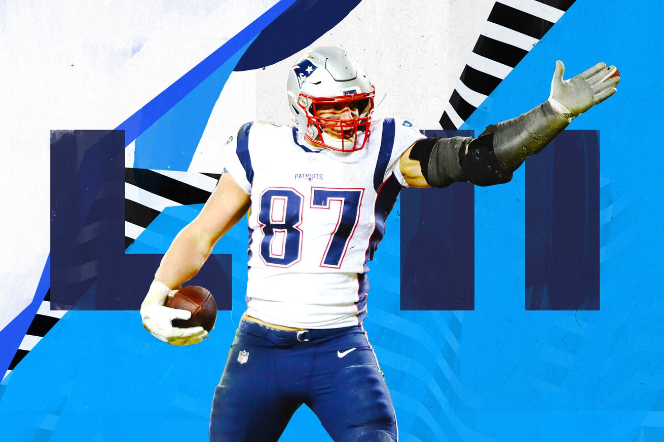 GRONK.0 - Gronk is still Gronk when it matters most